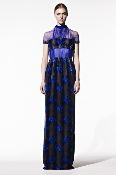 Pre-Fall 2013 collectie van Christopher Kane