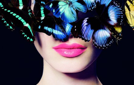 L'ete Papillon de Chanel summer makeup new butterfly inspiration