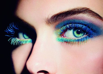 L'ete Papillon de Chanel summer makeup new butterfly inspiration2