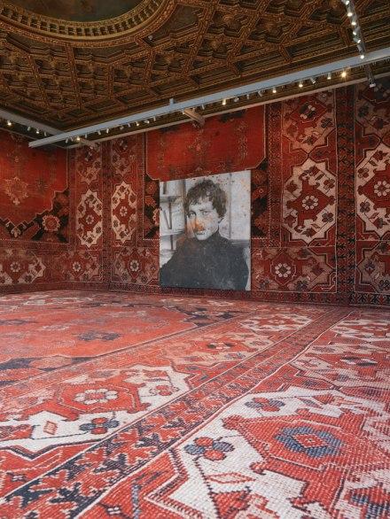 Rudolf-Stingel-at-Palazzo-Grassi-Venice-Italy-2013-yatzer-8