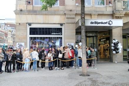 OPening-topshop-bijenkorf-fashion-amsterdam