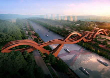 Sinuous-structure-by-NEXT-architects-wins-Chinese-bridge-competition_dezeen_ss_1