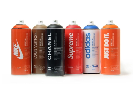 ANTONIO BRASKO-LUXURY BRAND SPRAY CANS-NIKE GLOBAL ART DIRECTOR-NORWOOD DESIGN STUDIO