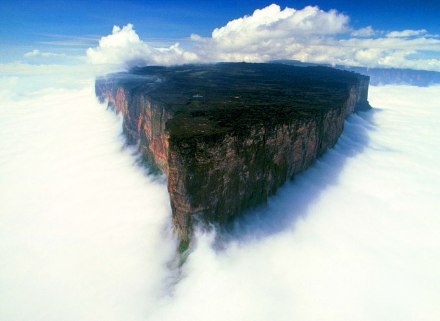 amazing-places-Mount Roraima, South America