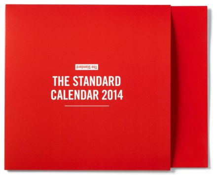 Standard Hotels KesselsKramer Calendar Thomas Mailaender-2014