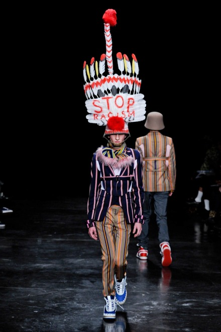 walter-van-beirendonck-collection-menswear-2014-stop-racism