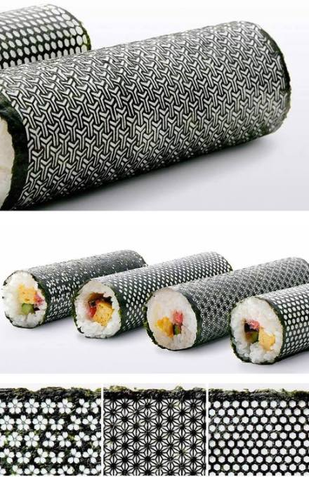 I&S-bbdo-SUSHI-DESIGN-NORI-LASERCUT
