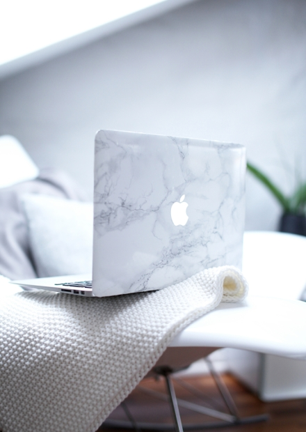 Marble-macbook-DIY-Henriette-amile-kalbekken-apple