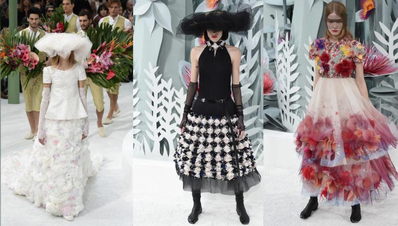 Secret garden fashion style
