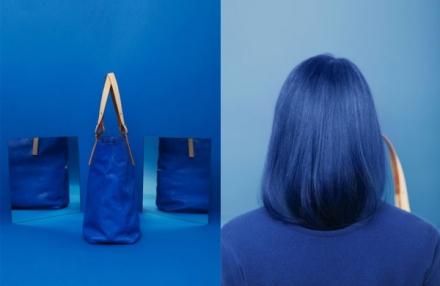 Ally-Capellino-Spring-Summer-2015-collection-lookbook-shot-Agnes-Lloyd-Platt-collaboration-Glasshouse-Salo-pastel-blue