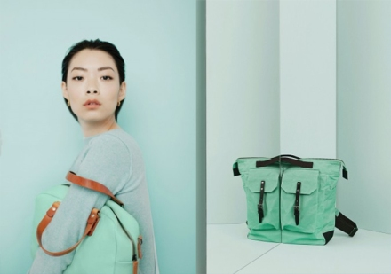 Ally-Capellino-Spring-Summer-2015-collection-lookbook-shot-Agnes-Lloyd-Platt-collaboration-Glasshouse-Salo-pastel