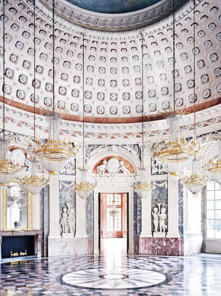 Candida-hofer-Benrather-Schloss-Düsseldorf-photography-interior