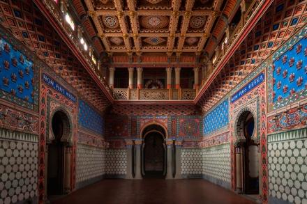Tuscany-Martino-Zegwaard-castello-di-sammezzano-art-photography-florence-abandoned-castle1